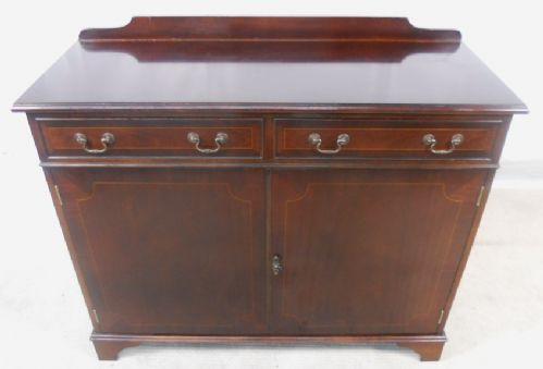 Antique Style Mahogany Sideboard - SOLD